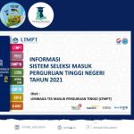 SNMPTN dan UTBK 2021 - LTMPT Telah Merilis Informasinya