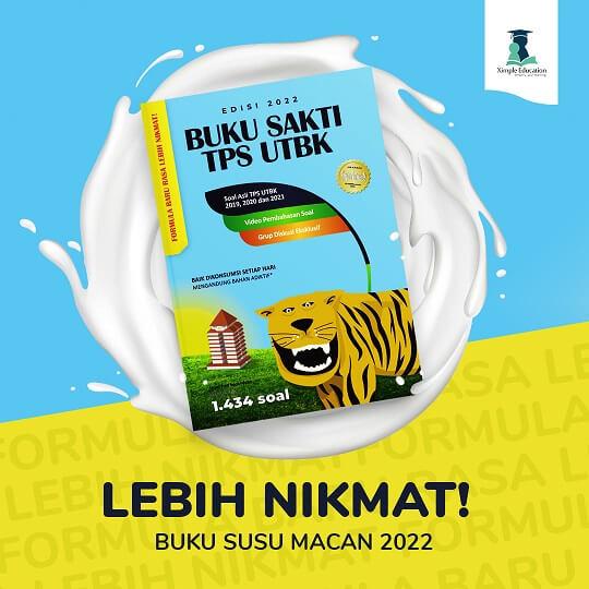 Buku Susu Macan